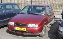 Ford ST-ZT-10