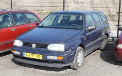 Volkswagen-Variant